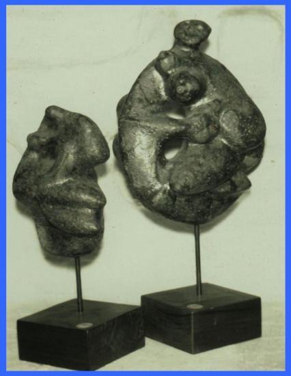 Sculptures (1972).