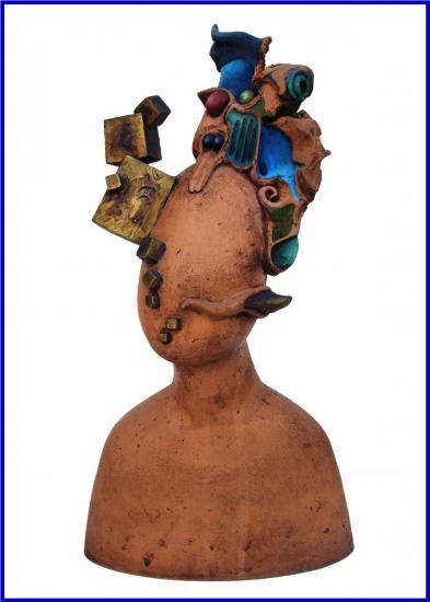 L'équilibre de la pensée cubiste - 1977